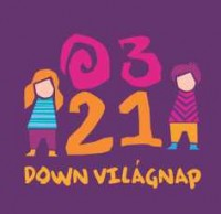 Down Világnap Logo